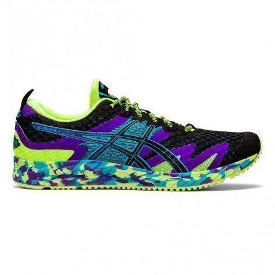 Chaussures spéciales triathlon Asics Gel-Noosa Tri 12 Black/Black pour homme   1011A673-003_1