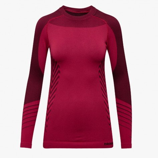 Tee-Shirt Manches Longues Diadora Advanced Violet pour Femme