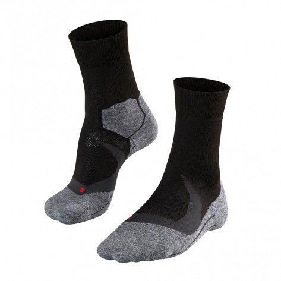 Chaussettes de course Falke RU4 Cool Black-Mix pour homme - 16746-3010_1