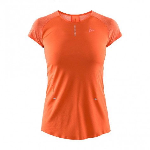 Tee-Shirt Craft Nanoweight Orange pour Femme