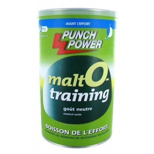 Punch Power - Maltotraining Bio Neutre - Pot 500g
