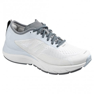 Chaussures running Salomon | Salomon Sonic Ra Max 2 Blanc/Gris pour Femme | 406890_1