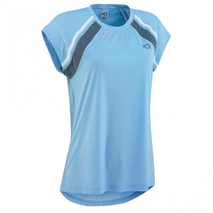 Tee-Shirt Kari-Traa Elisa Bleu Ciel pour Femme