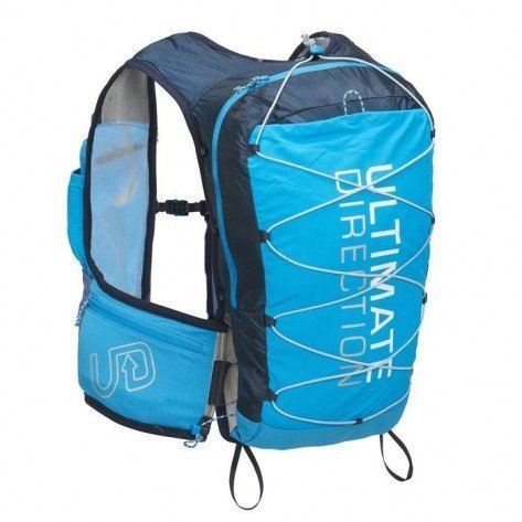 Sac à dos d'hydratation Ultimate Direction Mountain Vest 4.0 Bleu | 80457418SGB_1