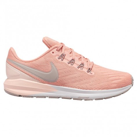 Chaussures de course Nike Air Zoom Structure 22 Pink Quartz/Pumice-Washed Coral pour femme | AA1640-601_1
