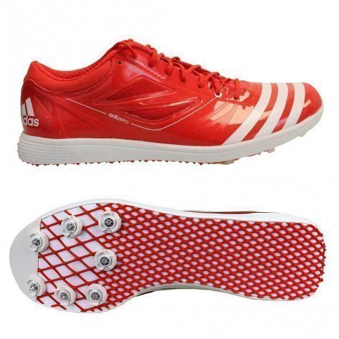 adidas Adizero TJ 2 Rouge et Blanche