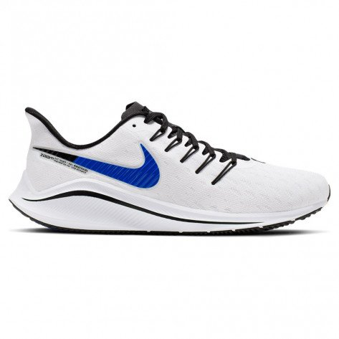 Chaussures de course Nike Air Zoom Vomero 14 White/Racer Blue-Platinum Tint-Black pour homme | AH7857-101_1