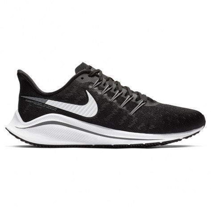 Chaussures de course Nike Air Zoom Vomero 14 BLACK/WHITE-THUNDER GREY pour femme - AH7858-010_1