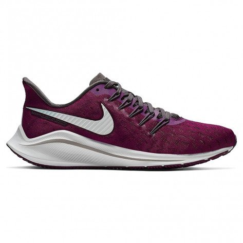 Chaussures entraînement running Nike Air Zoom Vomero 14 True Berry/White-Thunder Grey pour femme | AH7858-600_1