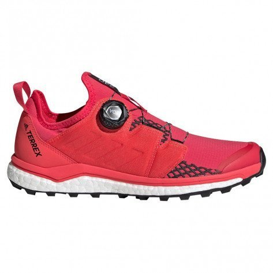 Chaussures de trail adidas Terrex Agravic Boa Active Pink / Core Black / Shock Red pour femme | BC0540_1