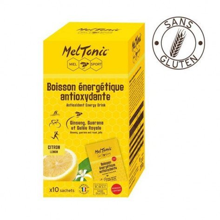 Boisson de l'effort Meltonic Boisson énergétique antioxydante saveur Citron en boîte de 10 sachets   081812_1