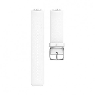 Bracelet interchangeable pour montre Polar Vantage M Blanc - Taille M/L | 91069750_1