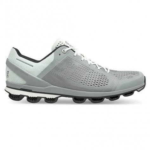 Chaussures entraînement marathon On Cloudsurfer Glacier / Black pour homme | 24.99769_1