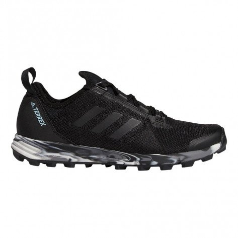 Chaussures trail running performance adidas Terrex Speed W Core Black/Core Black/Ash Grey S18 pour femme | G97590_1