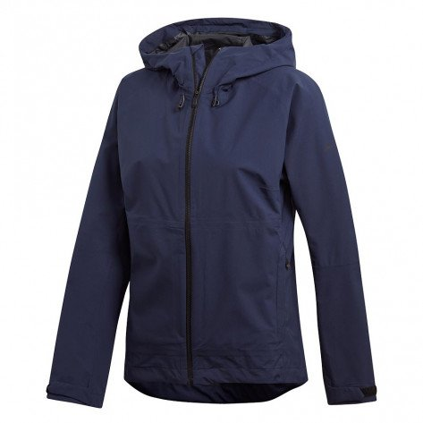 Veste imperméable adidas Swift Rain Legend Ink pour femme | DT4176_1