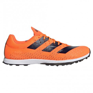 Pointes de cross adidas Adizero XC Sprint Solar Orange/Collegiate Navy/Ftwr White pour femme | F35763_1