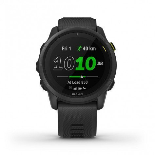 Montre GPS connectée pour le running et le triathlon Garmin FORERUNNER 745 Black | 010-02445-10_1