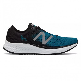 Chaussures de course New Balance 1080v9 Deep Ozone Blue with Dark Neptune & Black pour homme - M1080DO9-D_1