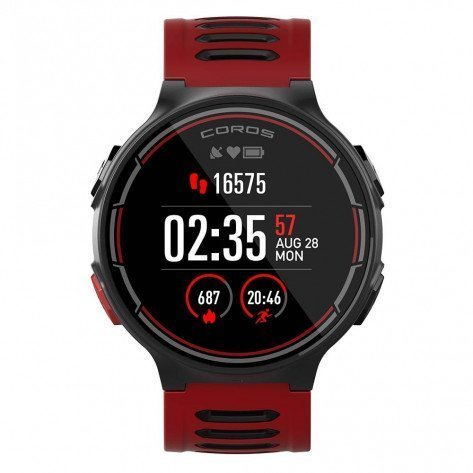 Montres GPS multisports Coros Pace Red   720024_1