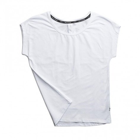 Tee-shirt haute qualité On Running On-T White pour femme | 201.00161_1