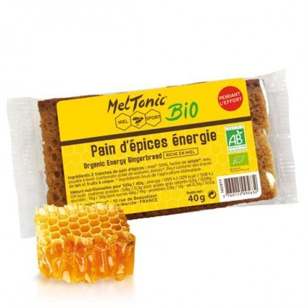 Pain d'Epices Energétique Bio Meltonic - Sachet de 40g