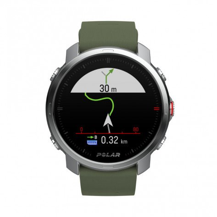Montre GPS Outdoor multisports Polar GRIT X Vert Kaki taille du bracelet M/L | 90081737_1