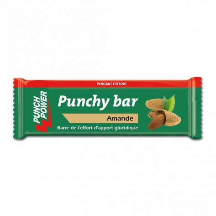 Punch Power Punchybar saveur Amande | Barre de 30g