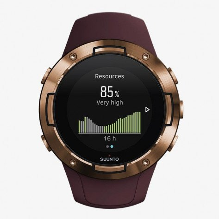 Montre GPS Suunto 5 Burgundy Copper