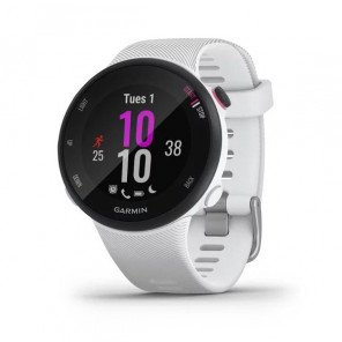 Montre GPS running Garmin Forerunner 45S Blanche | 010-02156-10_1