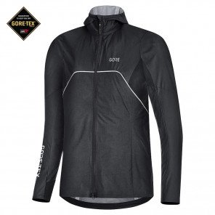 Veste à capuche imperméable pour le trail running GORE® WEAR R7 GORE-TEX SHAKEDRY™ TRAIL Black pour femme | 100458-9900_1