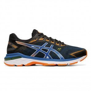 Chaussures de course Asics GT-2000 7 Black/Lake Drive pour homme | 1011A713-001_1