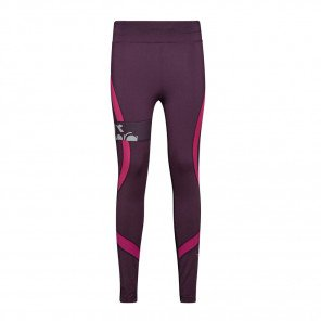 Collant de course à pied Diadora L. STC Filament Pant Winter Violet Perfect pour femme | 102.174973-55146_1