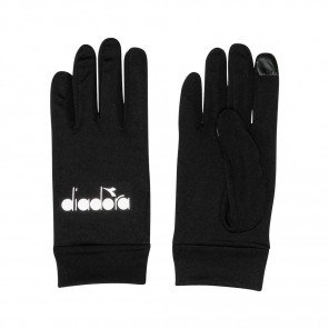 Gants de course à pied Diadora Winter Touch Black unisexe | 103.174962_95077