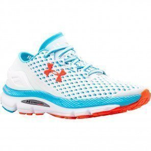 Under Armour Speedform Gemini Blanche, Bleue et Orange pour Femme