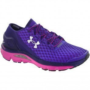 Under Armour Speedform Gemini Violette et Rose pour Femme