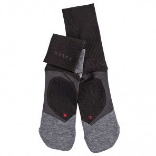 Chaussettes Falke RU4 Cool Noires et Grises pour Femme