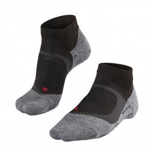 Chaussettes de course Falke RU4 Cool Short Black-Mix pour femme - 16749-3010_1