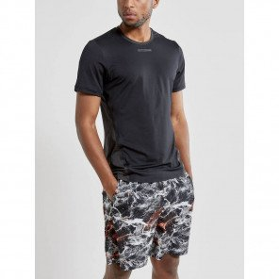 Tee-shirt Craft Vent Mesh Noir pour Homme