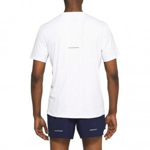 Tee-shirt Asics Tokyo Blanc et Bleu pour Homme