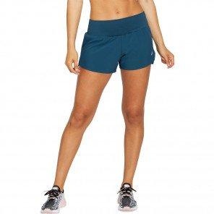 Short de running court ASICS RAOD 3.5IN SHORT Magnetic Blue pour femme | 2012A835-402_1