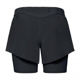 Short Cuissard Odlo Noir pour Femme