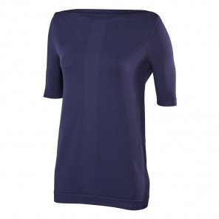 Tee-Shirt Falke Levan Marine pour Femme