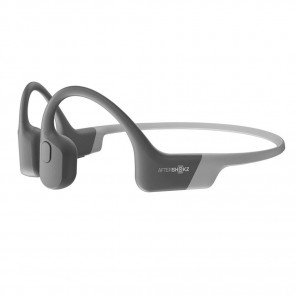 Casque Wireless Aftershokz Aeropex Gris Lunaire