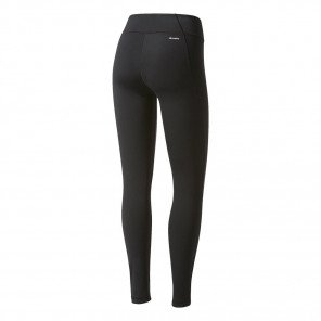 Collant de Course Adidas Legging Long Ultimate Fit Noir pour Femme