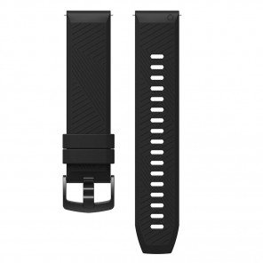 Bracelet de rechange Quick Release pour montre GPS Coros Apex 42mm Black | 720008