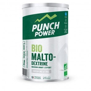 Nutrition Sportive Punch Power | Boisson de préparation à l'effort Punch Power Biomaltodextrine saveur Citron en pot de 500g | PF2L01