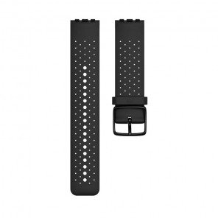 Bracelet interchangeable pour montre Polar Vantage M Noir - Taille S/M | 91069749_1