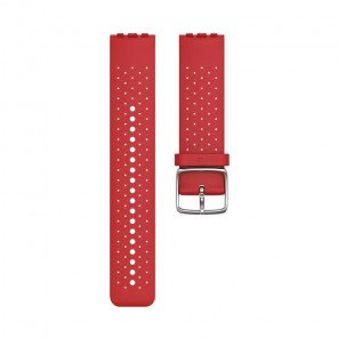 Bracelet interchangeable pour montre Polar Vantage M Rouge - Taille S/M | 91069753_1