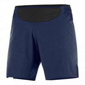 Short de running Salomon Sense Short M Night Sky pour homme | C12970_1