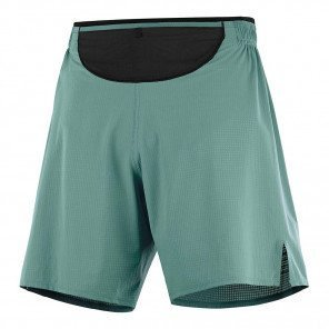 Short de running Salomon Sense Short M Balsam Green pour homme | C12971_1